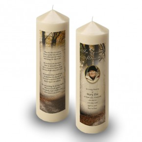 Autumn Lane Candle
