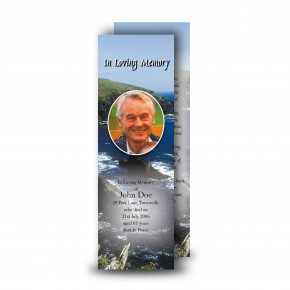Coastline Co Antrim Bookmarker