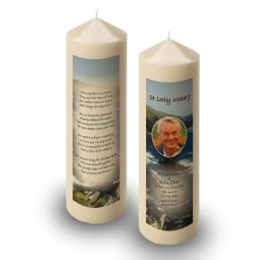 Coastline Co Antrim Candle