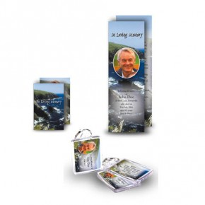 Coastline Co Antrim Pocket Package