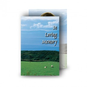 Country Field of Kerry Wallet Card