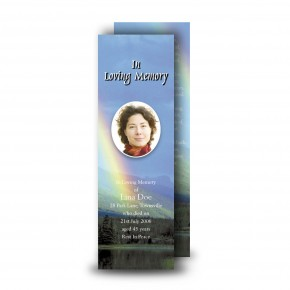 Rainbow Co Leitrim Bookmarker