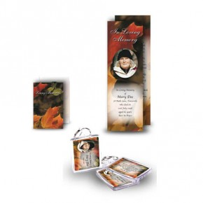 Autumn Leaves Pocket Package
