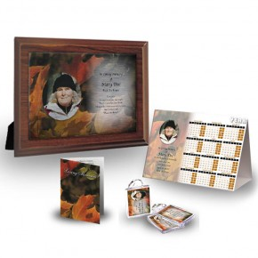 Autumn Leaves Table Package