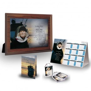 Boats at Sunset Co Waterford Table Package
