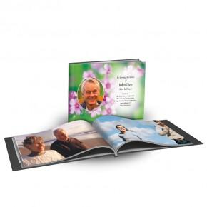 Pink Primroses Photobook