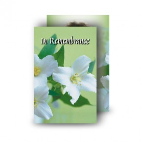 Wild Roses Wallet Card