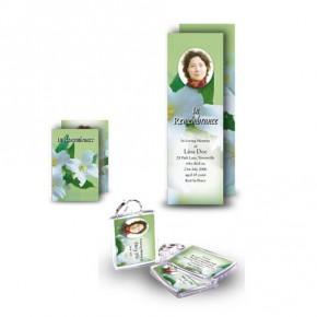 Wild Roses Pocket Package
