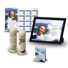 Breaking Waves of Donegal Wall Package