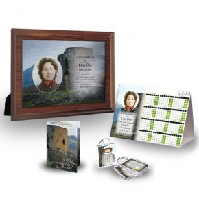 Castle Ruins Scotland Table Package