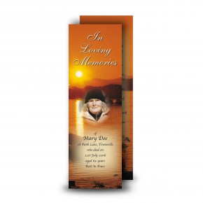 Lough Lomand Scotland Bookmarker