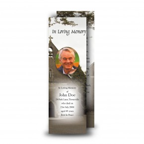 St Marys Bookmarker