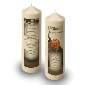 St Marys Candle