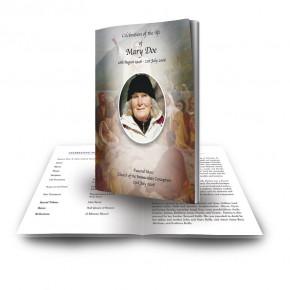 St Michaels Church Enniskillen Funeral Book