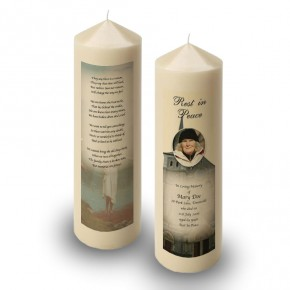 St Michaels Church Enniskillen Candle