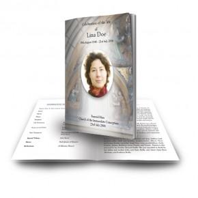 St Michaels Church Enniskillen Triangle Funeral Book