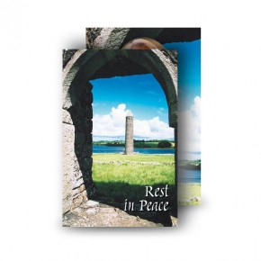 Devenish Island Archway Co Fermanagh Wallet Card