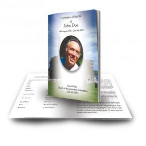 Devenish Island Co Fermanagh Funeral Book