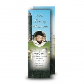 Devenish Island Co Fermanagh Bookmarker