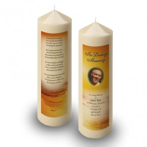 Rossnowlagh Co Donegal Candle