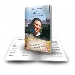 Enniskillen Castle Co Fermanagh Funeral Book