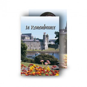 Enniskillen Castle Co Fermanagh Wallet Card