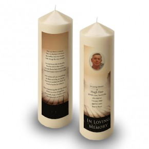 Misty Scene Candle