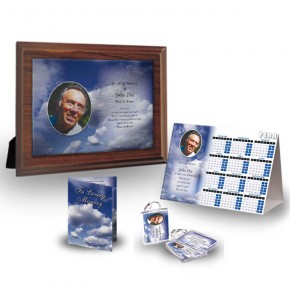 Sky Clouds Table Package