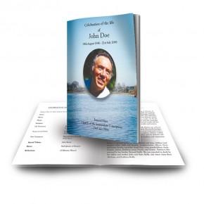 Gad Island Co Fermanagh Funeral Book