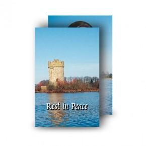 Gad Island Co Fermanagh Wallet Card