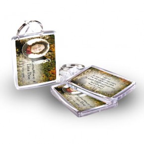 Graan Grotto Co Fermanagh Keyring