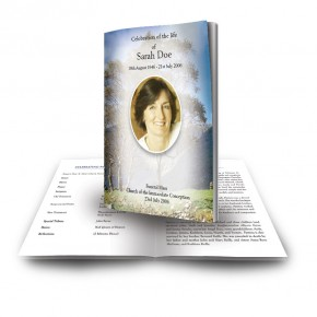 Heritage of Donegal Funeral Book