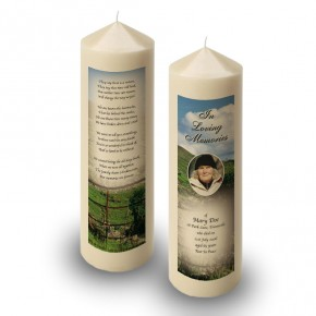 Field of Athenery Candle