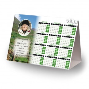 Field of Athenery Calendar Tent