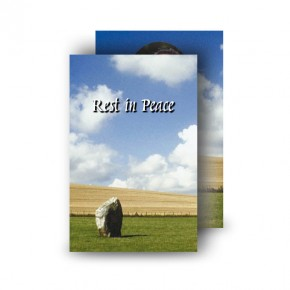 Standing Stones Co Kildare Wallet Card