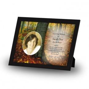 Autumn Framed Memory