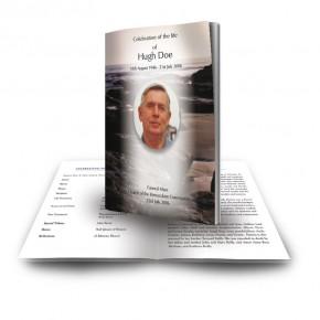 Sea Rocks Co Wexford Funeral Book