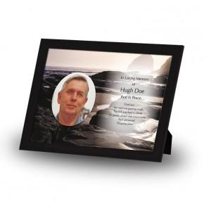 Sea Rocks Co Wexford Framed Memory