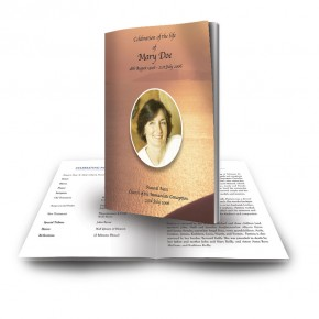 Cross Hill Funeral Book