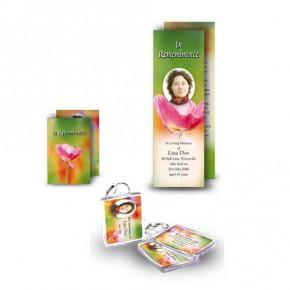 Poppy Flower Pocket Package