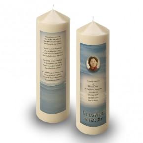 Sea Hills Clouds Co Limerick Candle