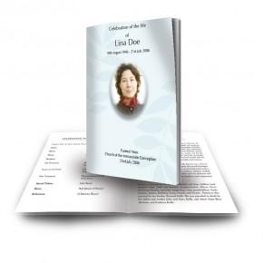 Saint Charles Funeral Book