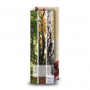 Tree Seasons Bookmarker
