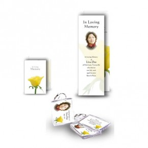 Summer Rose Blossom Pocket Package