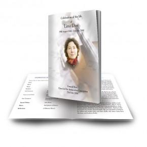 Musicians Memories Funeral Book