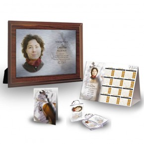 Musicians Memories Table Package