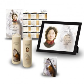 Musicians Memories Wall Package