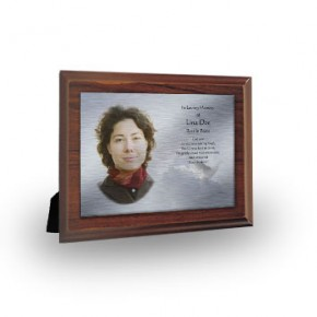 Watching Over You Plaque