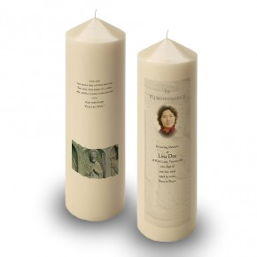 Crafted Symbols Co Louth Candle