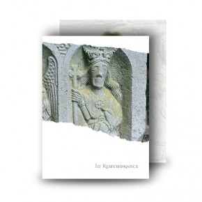 Crafted Symbols Co Louth Standard Memorial Card